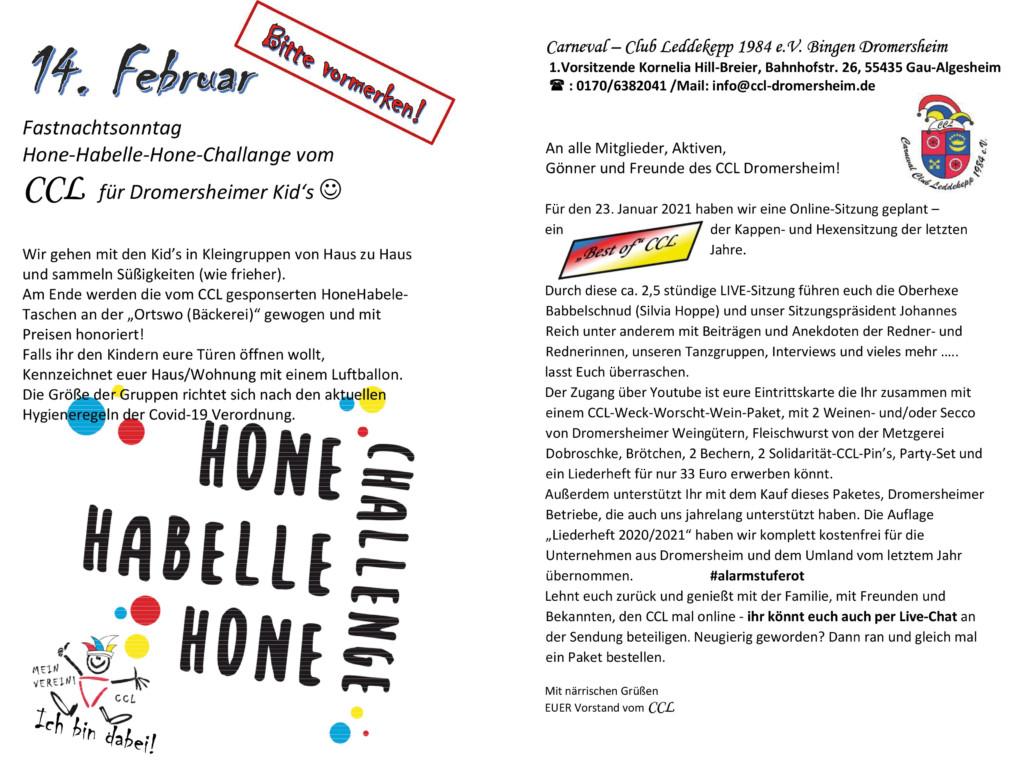 Hier Bestellzettel downloaden oder Mail an info@ccl-dromersheim.de